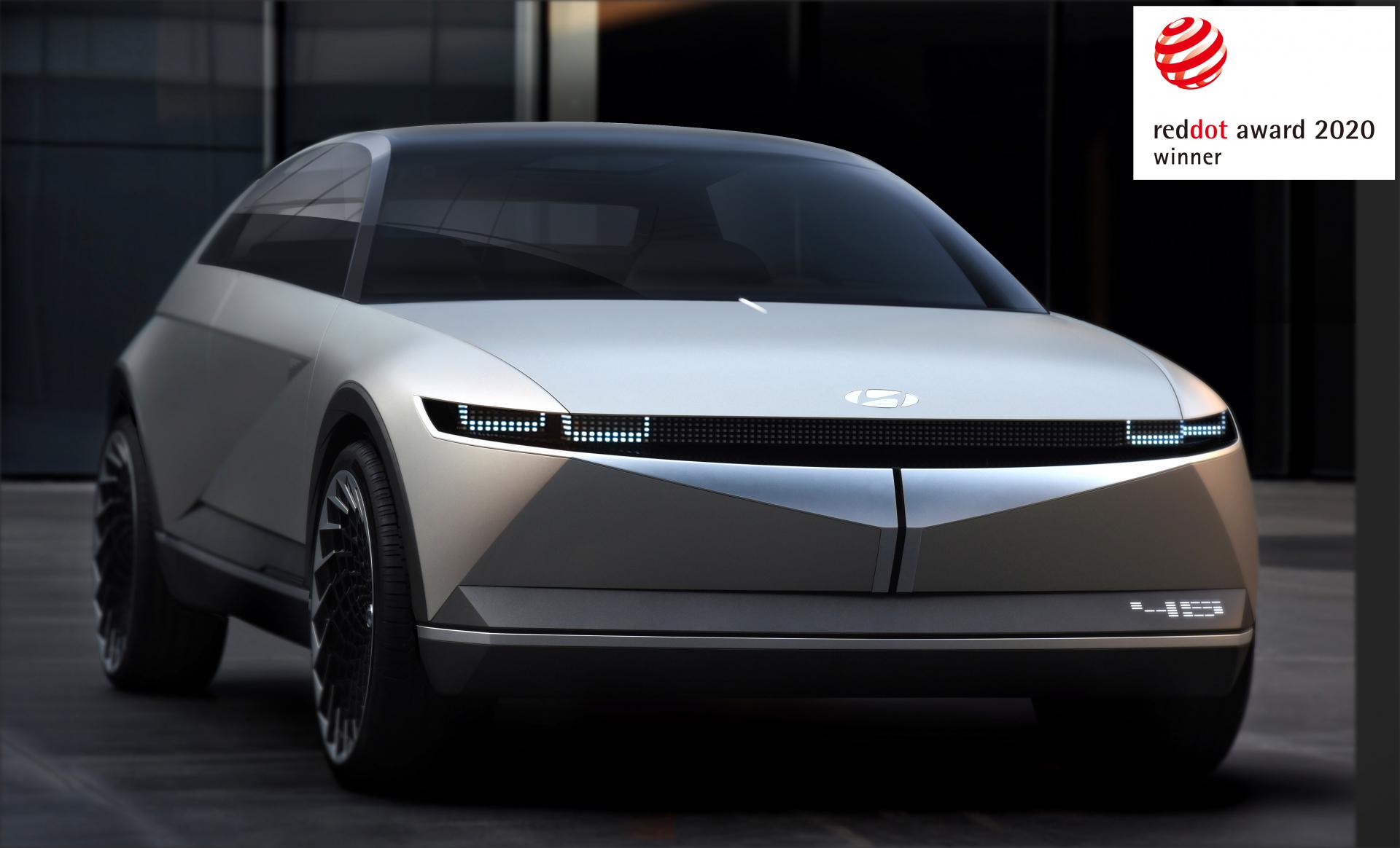Компанія Hyundai Motor отримала три нагороди Red Dot Award 2020 за концептуальний дизайн | Олимп Мотор - фото 9