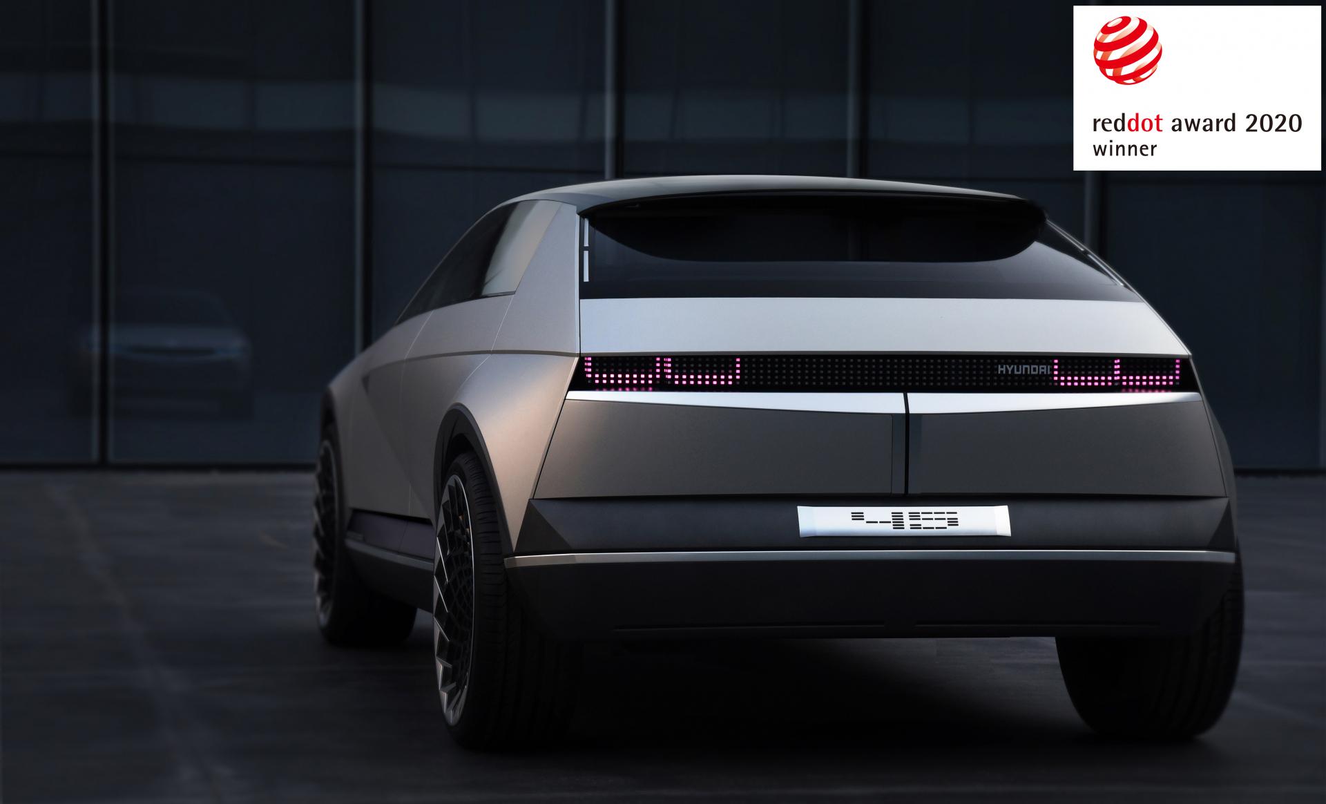 Компанія Hyundai Motor отримала три нагороди Red Dot Award 2020 за концептуальний дизайн | Олимп Мотор - фото 10