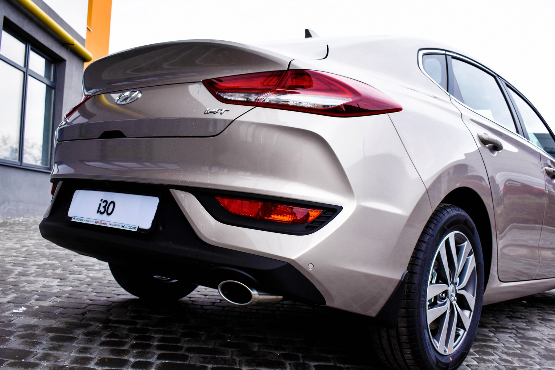 Вигідні ціни на модельний ряд Hyundai 2019-2020 років випуску   Олимп Мотор - фото 7