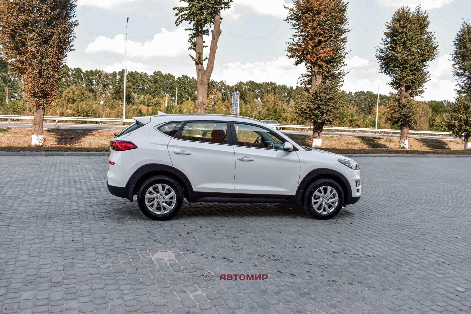 Вигідні ціни на всі комплектації Hyundai Tucson | Хюндай Мотор Україна - фото 21