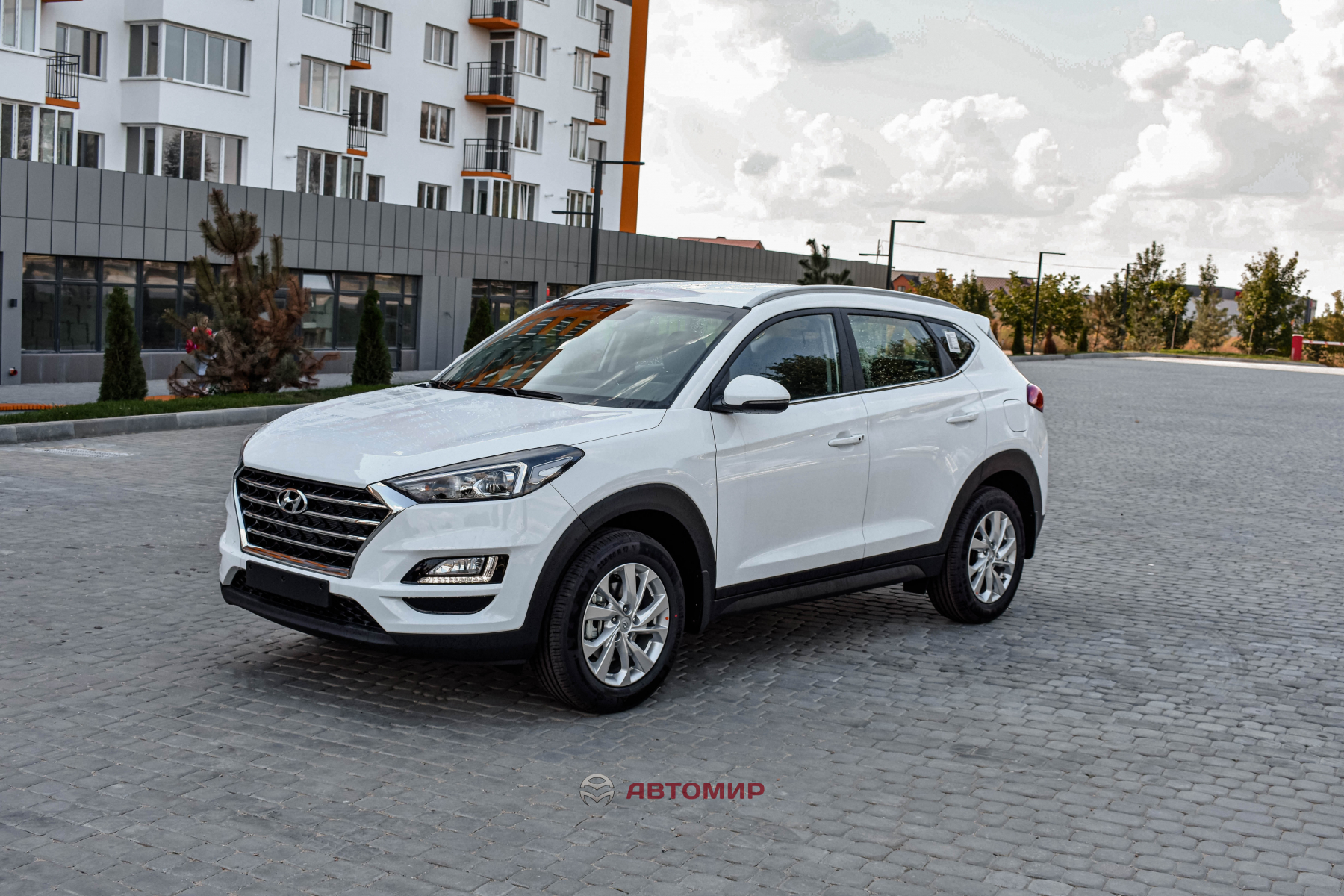 Вигідні ціни на всі комплектації Hyundai Tucson | Хюндай Мотор Україна - фото 19