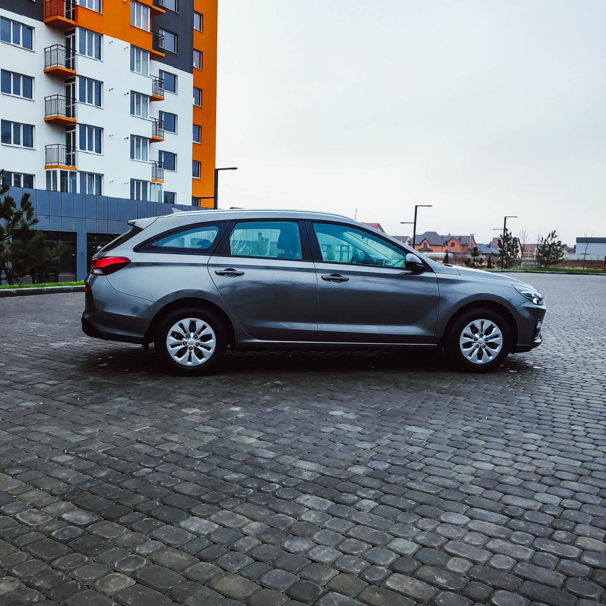 Hyundai i30 WGN за спеціальними цінами!   Хюндай Мотор Україна - фото 10