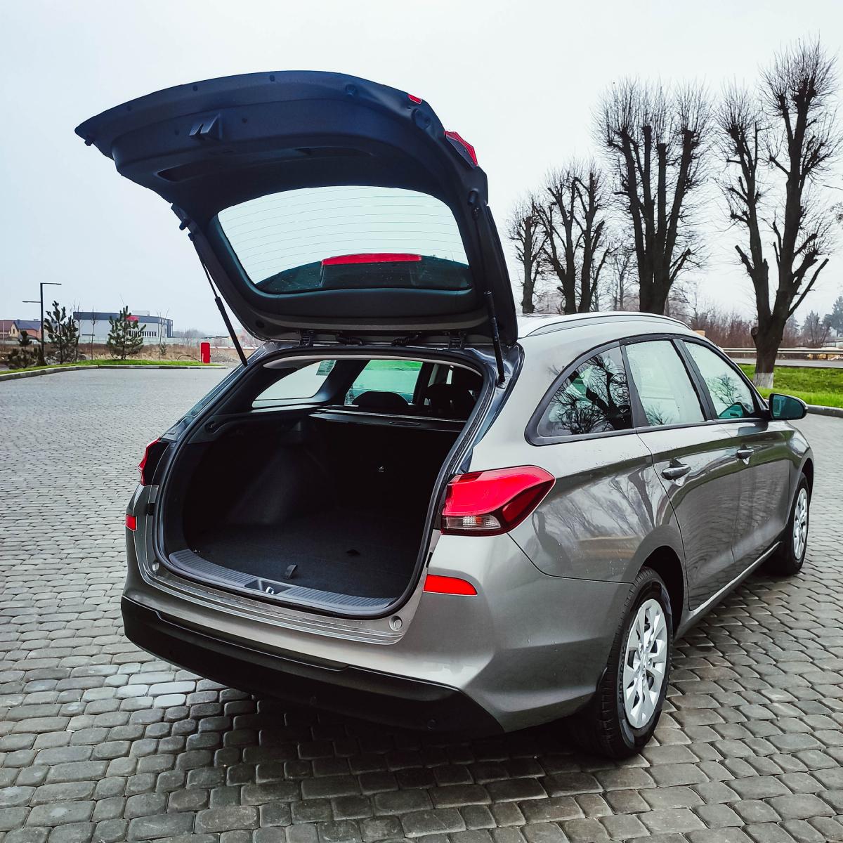 Hyundai i30 WGN за спеціальними цінами!   Хюндай Мотор Україна - фото 9