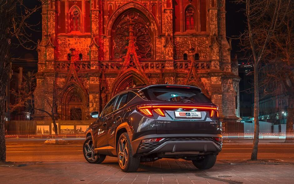 Тест-драйв Hyundai Tucson: Порушник спокою | Олимп Мотор - фото 27