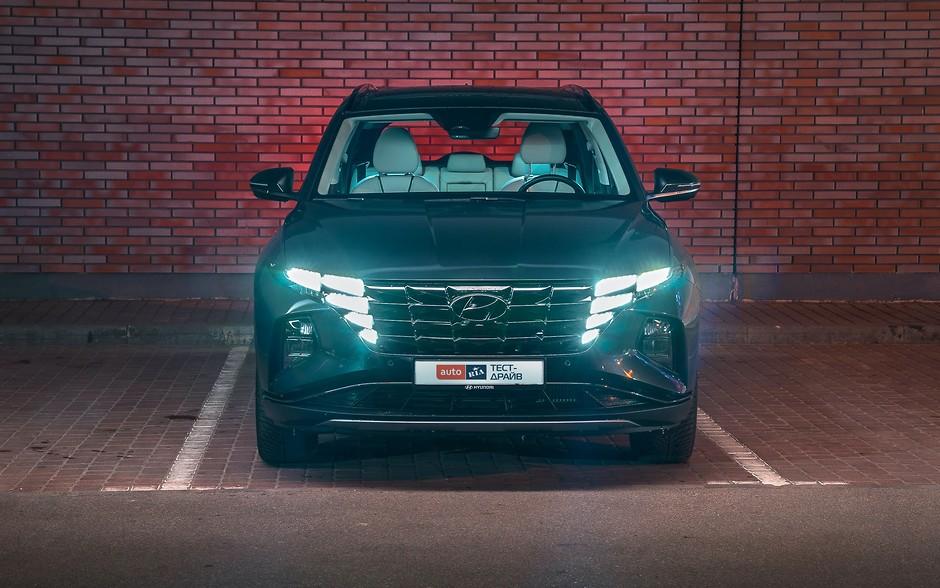 Тест-драйв Hyundai Tucson: Порушник спокою | Олимп Мотор - фото 24