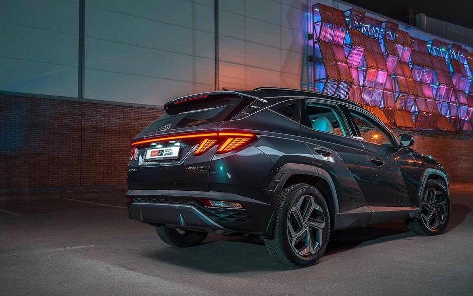 Тест-драйв Hyundai Tucson: Порушник спокою | Олимп Мотор - фото 23