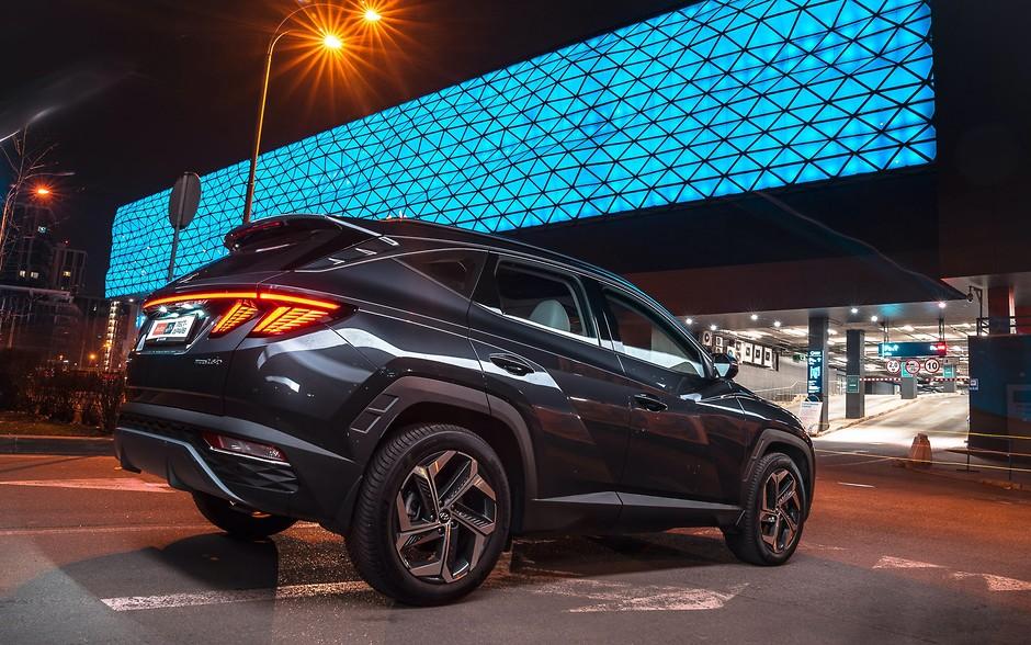 Тест-драйв Hyundai Tucson: Порушник спокою | Олимп Мотор - фото 21