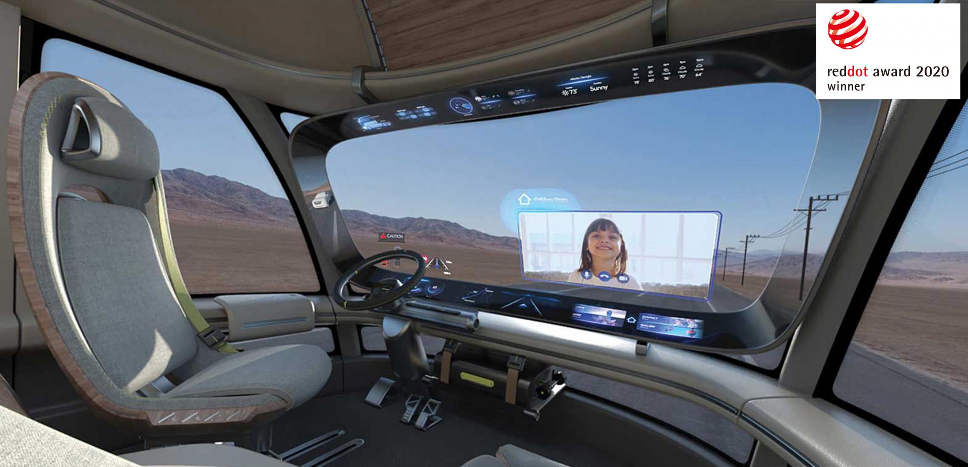 Компанія Hyundai Motor отримала три нагороди Red Dot Award 2020 за концептуальний дизайн | Олимп Мотор - фото 12