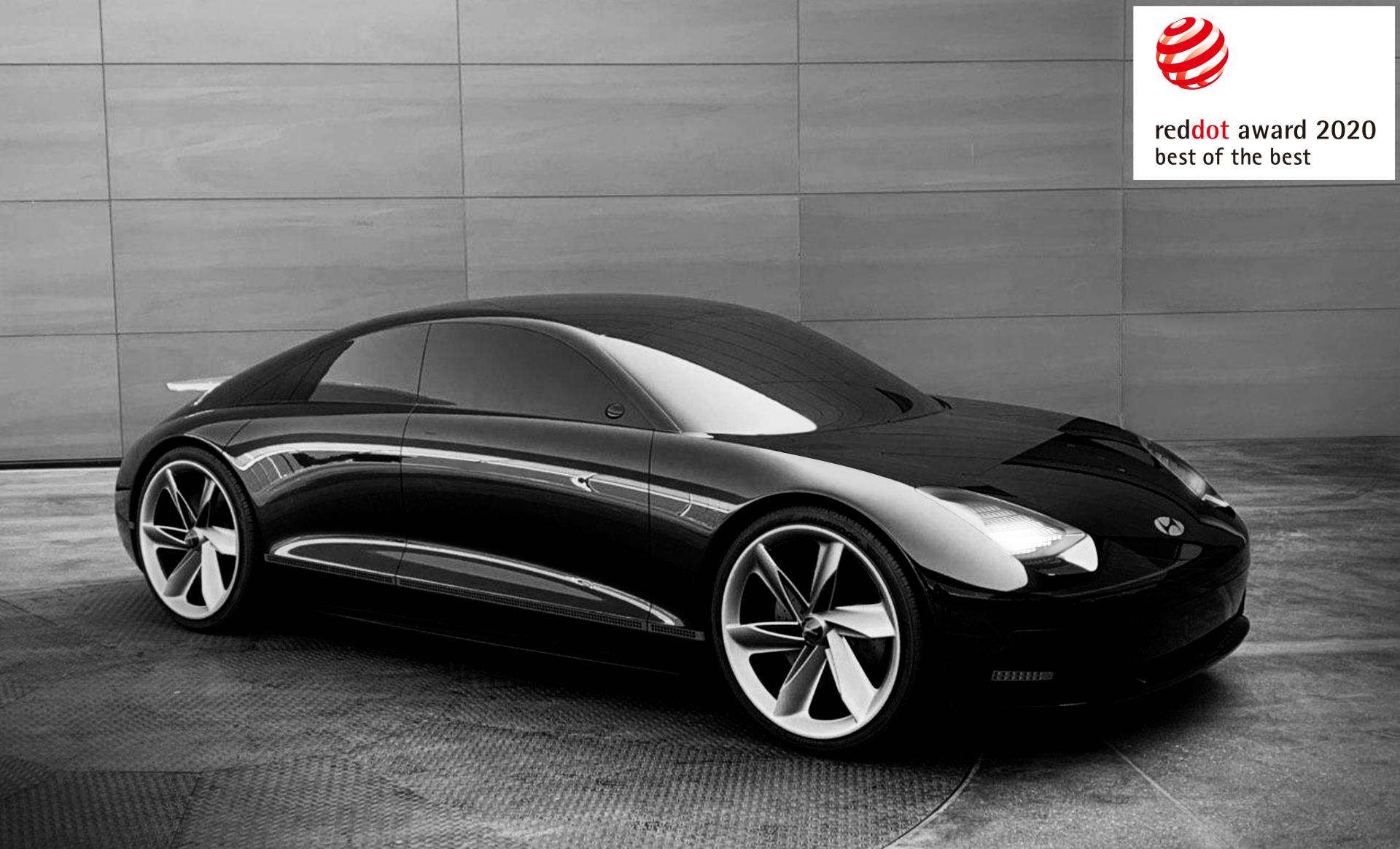 Компанія Hyundai Motor отримала три нагороди Red Dot Award 2020 за концептуальний дизайн | Олимп Мотор - фото 14