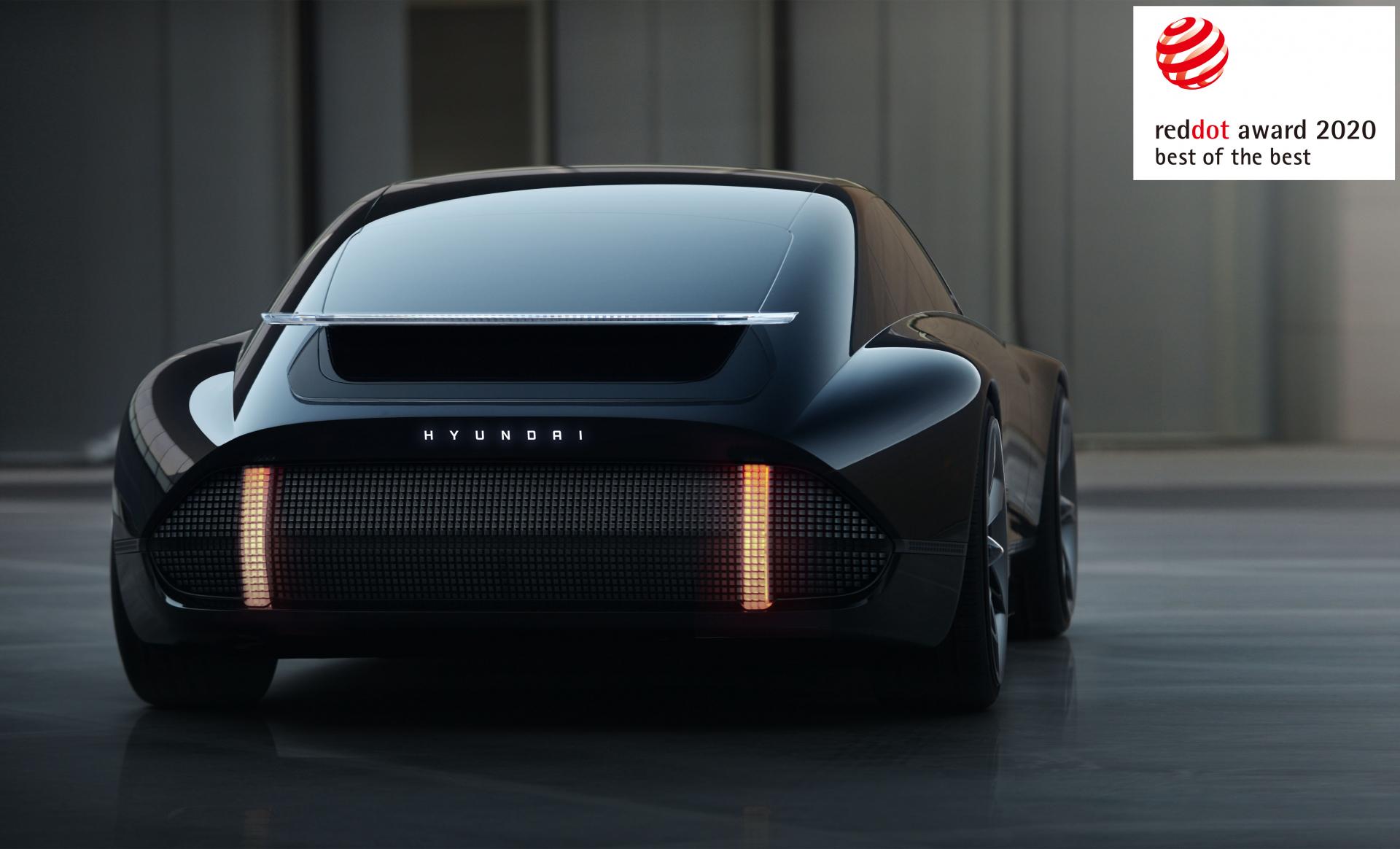 Компанія Hyundai Motor отримала три нагороди Red Dot Award 2020 за концептуальний дизайн | Олимп Мотор - фото 13